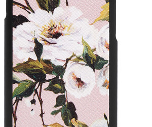floral, Dolce & Gabbana, and electronics image