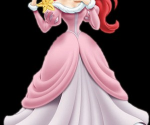 ariel, disney, and princess disney image