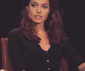 actress, Angelina Jolie, and beautiful image