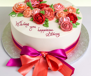 birthday cake and gifts and new year cakes online image