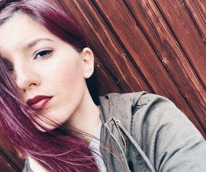 color, hair, and selfie image