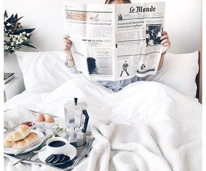 morning, breakfast, and coffee image