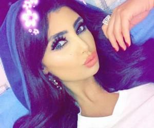 arabs, barbie, and brunette image