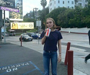lily rose depp, girl, and model image