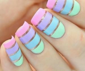 nail art, unghie, and nail image