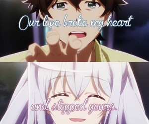 anime, plastic memories, and quote image