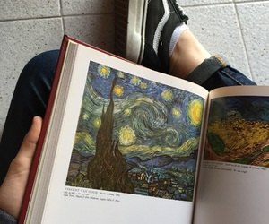 art, Art Book, and carefree image