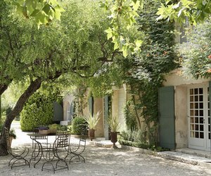 france, green, and nature image