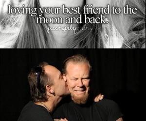 James Hetfield, meme, and metal image