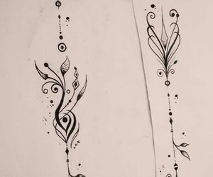 tattoo ideas, awesome tattoos, and tattoos for women image