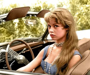 beauty and brigitte bardot image