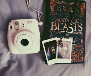 harry potter, magic, and photography image