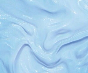 aesthetic, blue, and pastel blue image