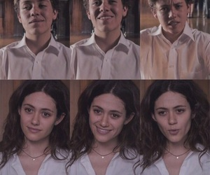 emmy rossum, shameless, and carl gallagher image