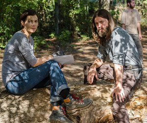the walking dead, maggie greene, and twd image