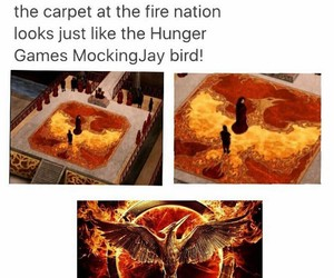 avatar and hunger games image