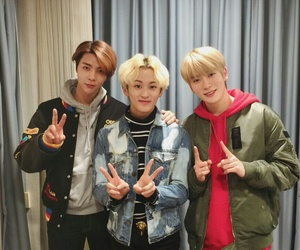 nct, mark, and jaehyun image