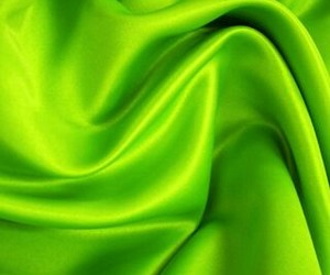 fabric, green, and satin image