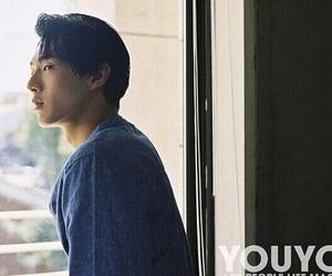 kim jisoo and actor jisoo image