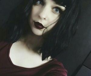 avatar and dark image