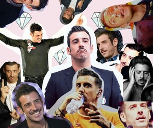 celebrity, Collage, and italy image