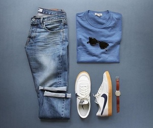 boy, man, and men's fashion image