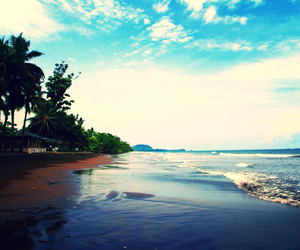 africa, beach, and sea image
