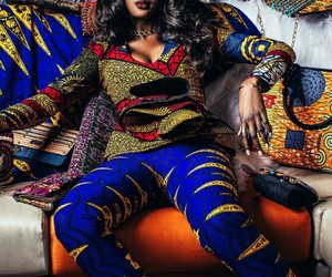 African, clothes, and goddess image