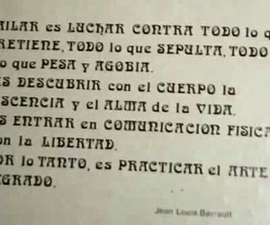ballet, frases, and bailarin image
