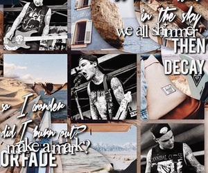 edit, the amity affliction, and edit inspiration image