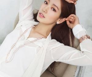 actress, korean, and model image