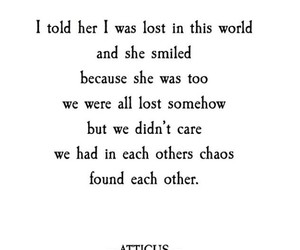 atticus and love image