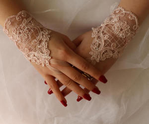 accessory, wedding gloves, and etsy image