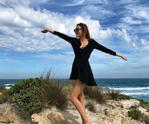 australia, beach, and german image