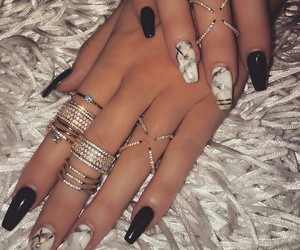 design, goals, and nails image