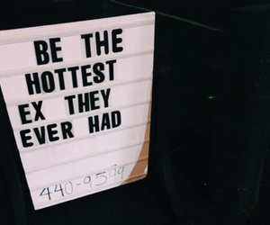 quotes, ex, and Hot image