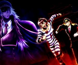 anime, jyugo, and hajime image