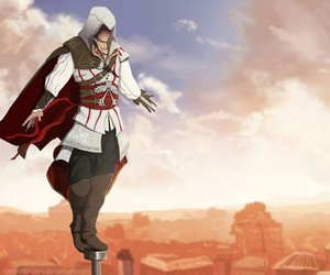 Assassins Creed, eagle, and italy image