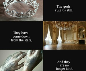 red queen, victoria aveyard, and mare barrow image