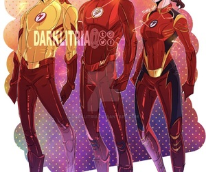 cw, DC, and flash image