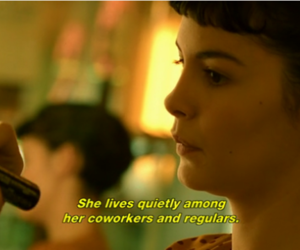 amelie poulain, cinema, and cult image
