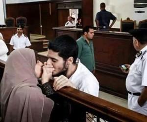 couple, islam, and zawji image