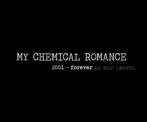 my chemical romance, mcr, and forever image