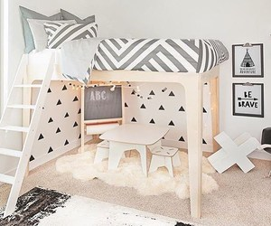 baby, baby room, and interior image