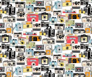 analog, background, and camera image