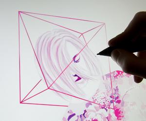 art, digitalart, and drawing image