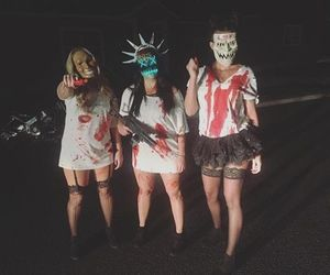 cosplay, love, and the purge image