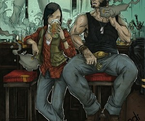 wolverine and x23 image