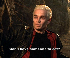 spike, buffy the vampire slayer, and james marsters image