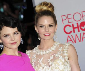 Jennifer Morrison, once upon a time, and snow white image